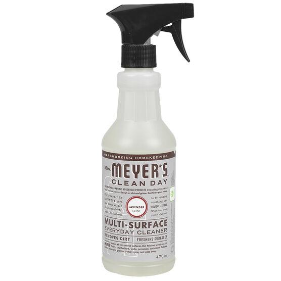 Mrs. Meyer's Multi-Surface Cleaner - Lavender - 473ml
