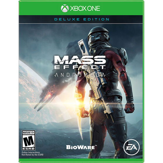 XBOX One Mass Effect Andromeda - Deluxe Edition