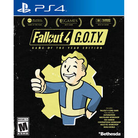 PS4 Fallout 4 - Game of the Year Edition