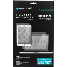 Certified Data Universal Screen Protector - SG-04