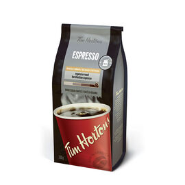 Tim Hortons Espresso - Whole Bean - 300g