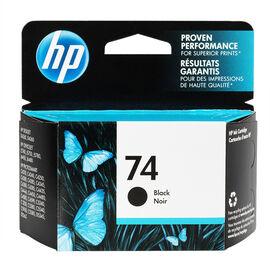 HP 74 J5700 Series Ink Cartridge - Black - CB335WN