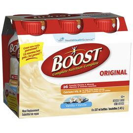 Boost Drink - Vanilla - 6 x 237ml