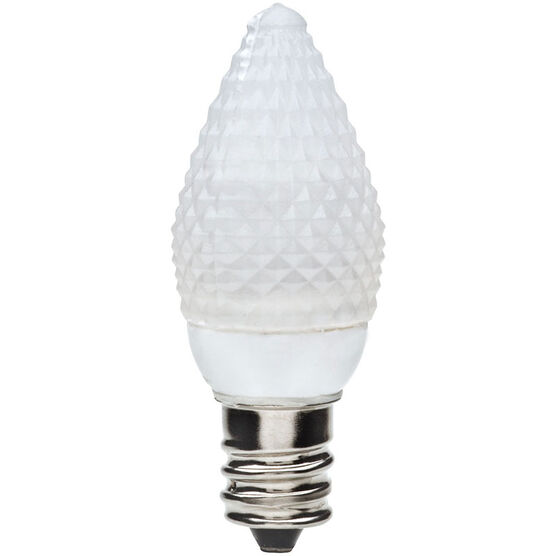 Globe Night Light LED Bulb - 1W - White