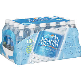 Aquafina Water - 24 x 500ml