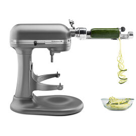 KitchenAid Mixer and Spiralizer Combo