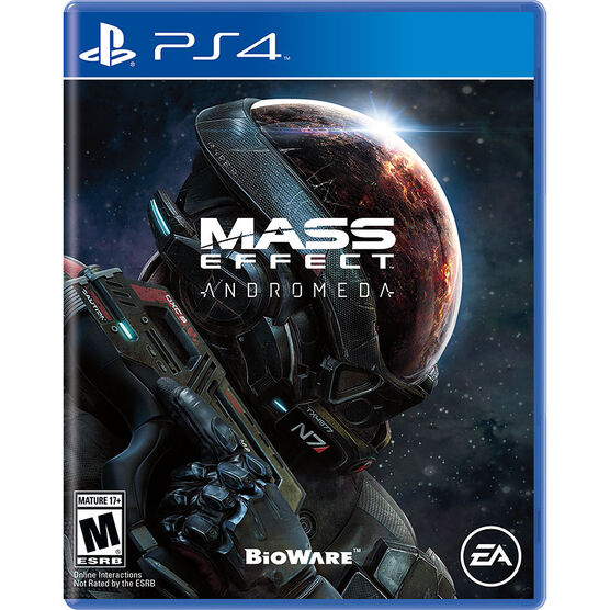 PS4 Mass Effect Andromeda - Standard Edition