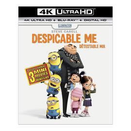 Despicable Me - 4K UHD Blu-ray