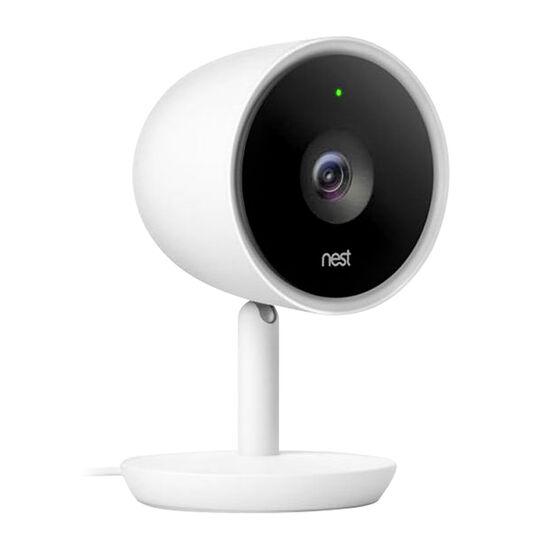 Nest Labs IQ Indoor Security Camera - White - NC3100EF