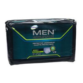 Tena Protective Men's Underwear - M/L - 16's