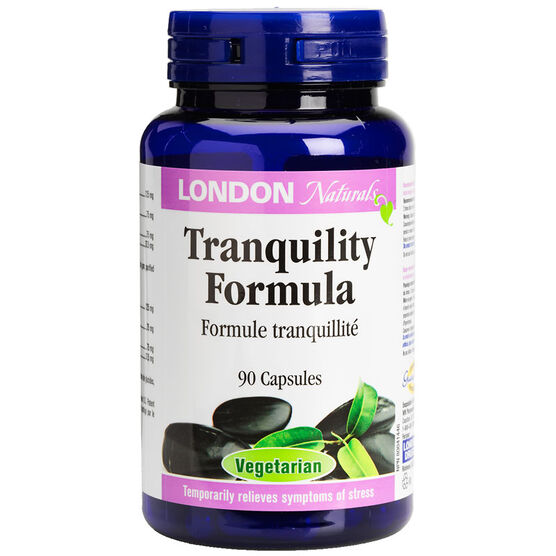 London Naturals Tranquility Formula - 90's