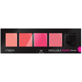 L'Oreal Infallible Paints Blush Palette