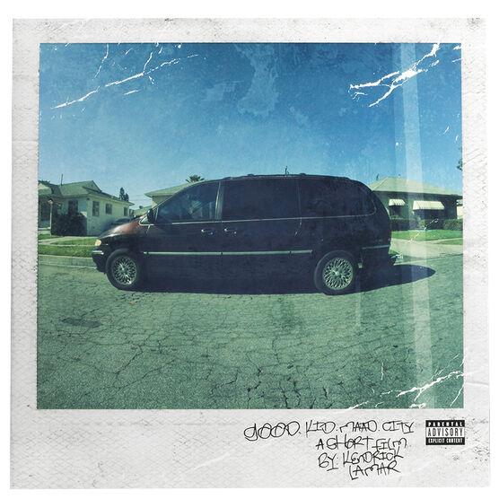 Lamar Kendrick Good Kid M A A D City Vinyl London