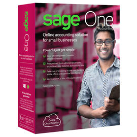 Sage One Accounting: Canadian Edition - 2018 - CS117ACRT