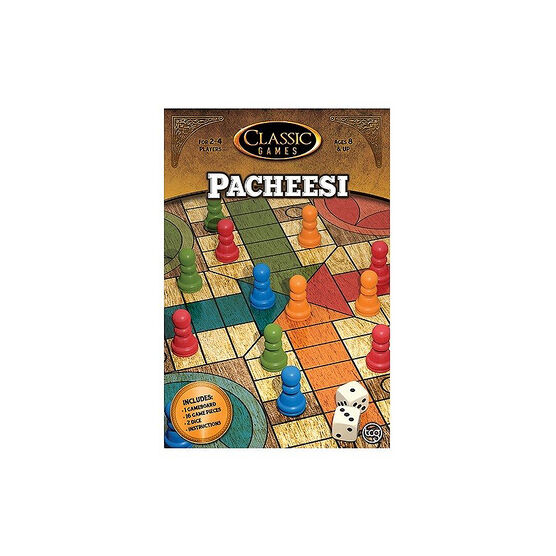 Classic Games - Parcheesi