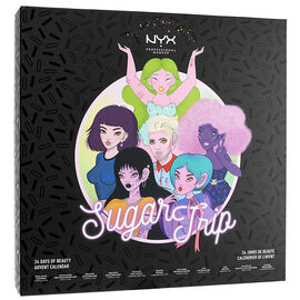NYX Professional Makeup Sugar Trip Advent Calendar