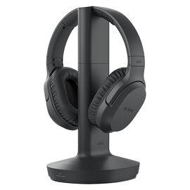Sony RF Wireless Home Theatre Headphones - Black - WHRF400