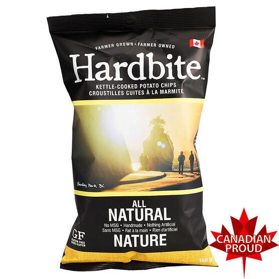 Hardbite Chips - All Natural Chips - 150g