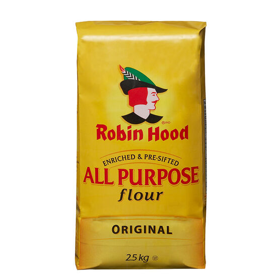 Robin Hood All Purpose Flour - 2.5kg