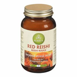Purica Red Reishi Beyond Stress Relief Capsules - 60's