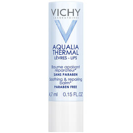 Vichy Aqualia Thermal Soothing & Repairing Lip Care Balm - 4.7ml