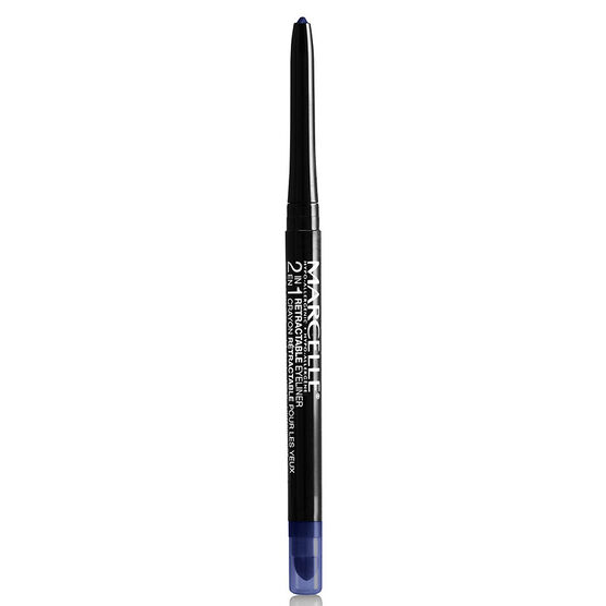 Marcelle 2-in-1 Retractable Eyeliner - Midnight Blue
