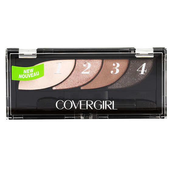 Covergirl Eye Shadow Quad - Notice Me Nudes