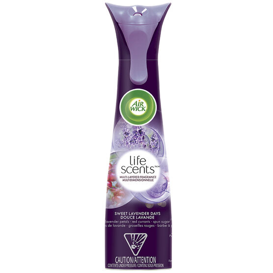 Airwick Life Scent - Sweet Lavender Days - 210g