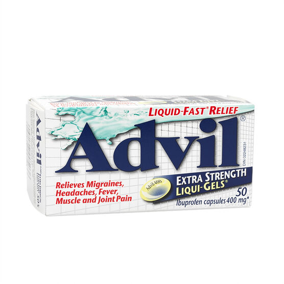 Advil Extra Strength Liqui-Gels - 50's