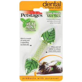 Petstages Fresh Breath Mint Cat Toy