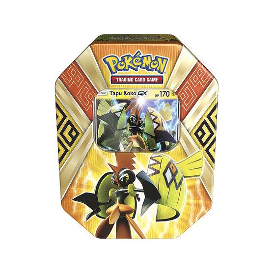 Pokémon Island Guardians Tin - Assorted