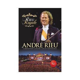 Andre Rieu: Rieu Royale - DVD