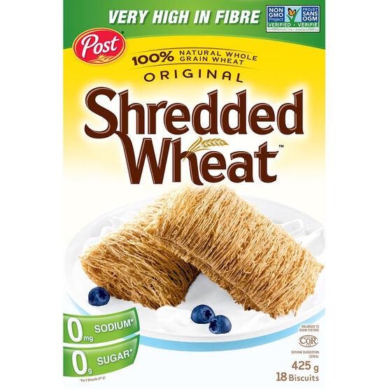 Post Shredded Wheat - 425g