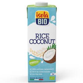 Isola Bio Rice Milk - Coconut - 1L