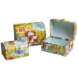 London Drugs Kids Storage Chests - Set Of 3