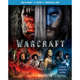 Warcraft - Blu-ray