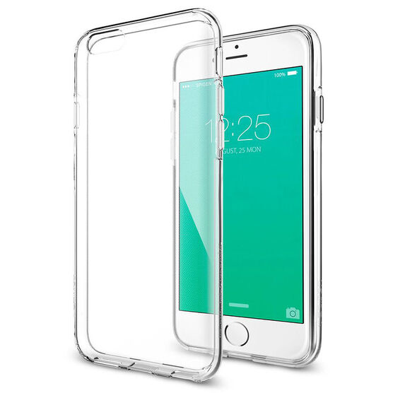 Spigen Liquid Crystal Case for iPhone 6/6s - Clear - SGP11596
