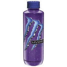 Monster Energy  - Hydro Purple Passion - 550ml