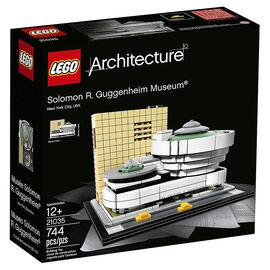 LEGO® Architecture - Solomon R. Guggenheim Museum