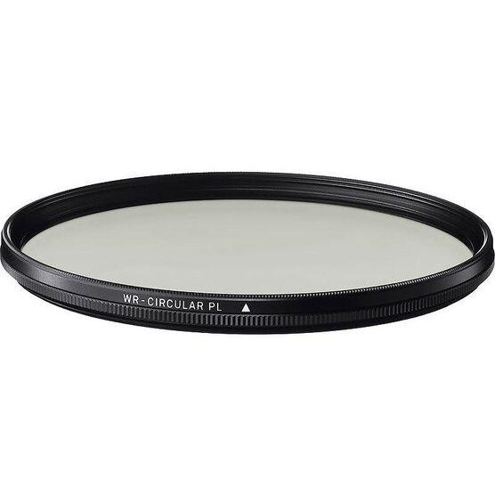 Sigma 49mm Water Repellent Circular PL Filter - S49WRCP
