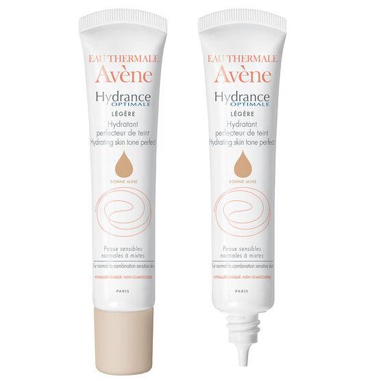 Avene Hydrance Optimale Hydrating Skin Tone Perfector - Light - 40ml