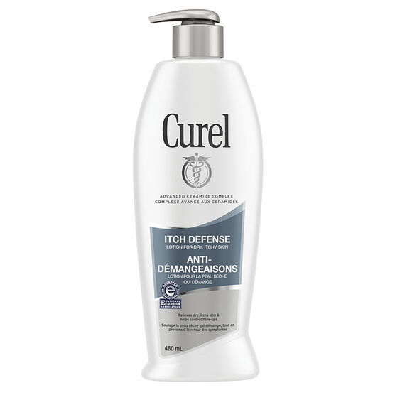 Curel Itch Defense Lotion - 480ml