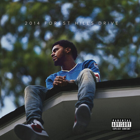 J. Cole - 2014 Forest Hills Drive - CD