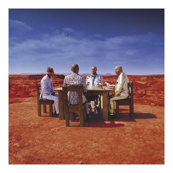 Muse - Black Holes and Revelations - Vinyl