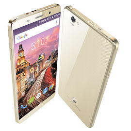 Maxwest Astro X55LTE Unlocked Smartphone - Gold - ASTROX55LTE