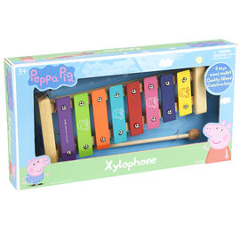 Peppa Pig Wood Xylophone