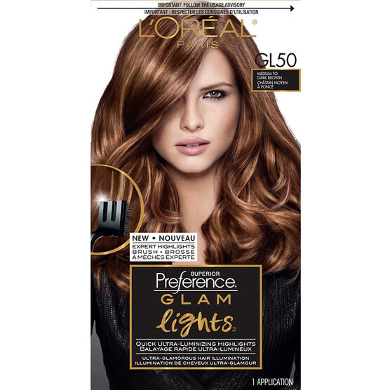 Loreal Superior Preference Glam Lights