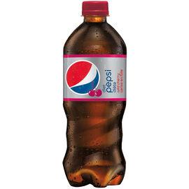 Diet Pepsi - Wild Cherry - 591ml