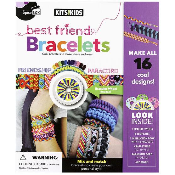 Spicebox Kits 4 Kids - Best Friend Bracelets