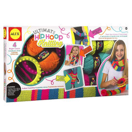 Alex Hip Hoop Knitting Kit